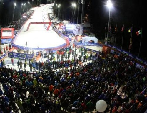3Tre Audi FIS Ski World Cup